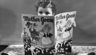 Was there a real Mother Goose?