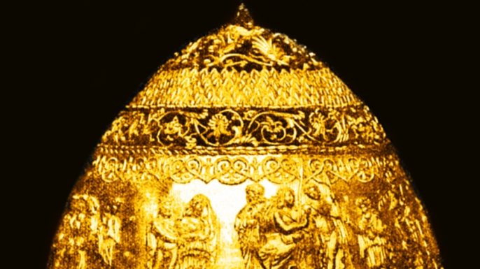 Tiara of Saitaferne. (Credit: Public Domain)