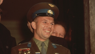 What Really Happened to Yuri Gagarin, the First Man in Space?