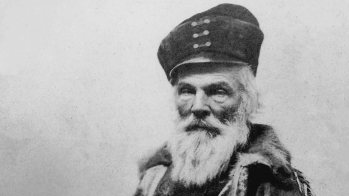 Photograph of Joseph Walker. (Credit: Public Domain)