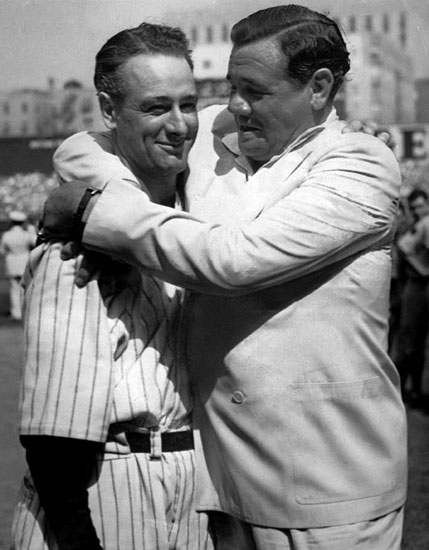 The Life Of Lou Gehrig - History In The Headlines-5738