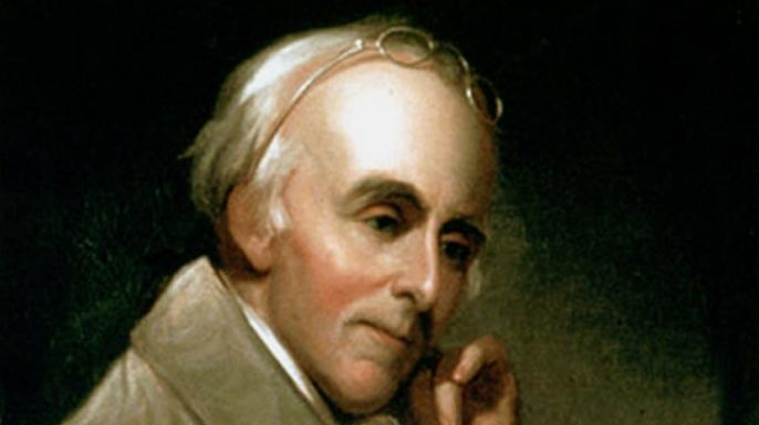 Benjamin Rush. (Credit: Public Domain)