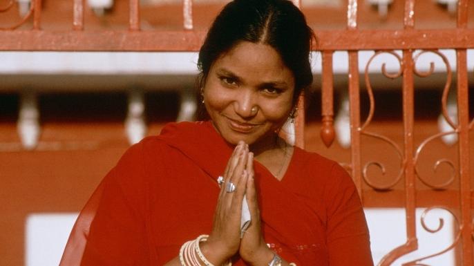 Phoolan Devi in India.  (Credit: Jean-Luc MANAUD/Gamma-Rapho/Getty Images)