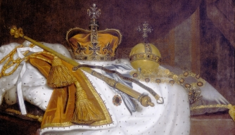 Regalia of Charles II. (Credit: Heritage Images/Getty Images)