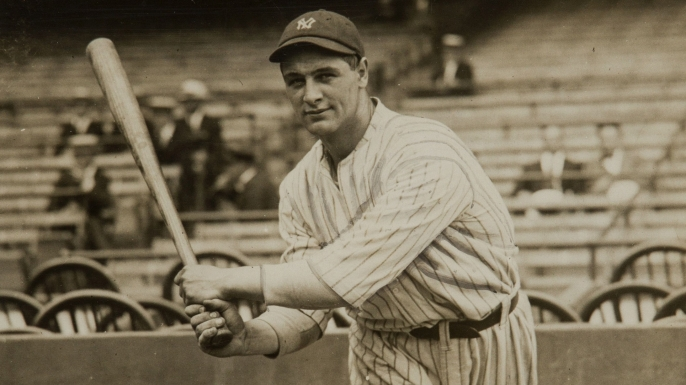The Life Of Lou Gehrig - History In The Headlines-5680