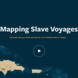 Mapping Slave Voyages Interactive