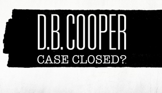 D.B. Cooper Case Closed
