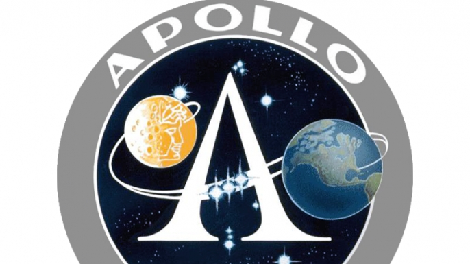 Apollo insignia. (Credit: NASA)