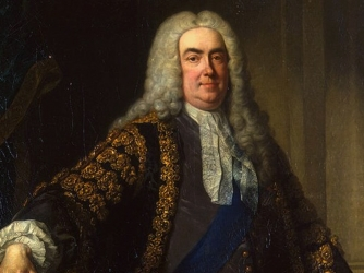 Sir Robert Walpole, considered to be Britain's first prime minister. (Credit: Fine Art Images/Heritage Images/Getty Images)