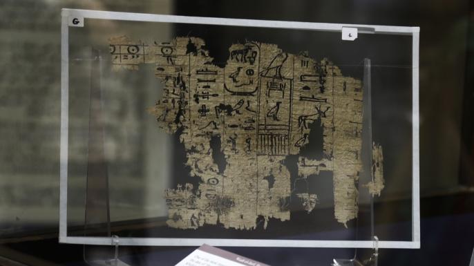 ancient egypt, great pyramid, papyrus, papyri