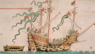 Henry VIII's Restored Flagship Opens to Public