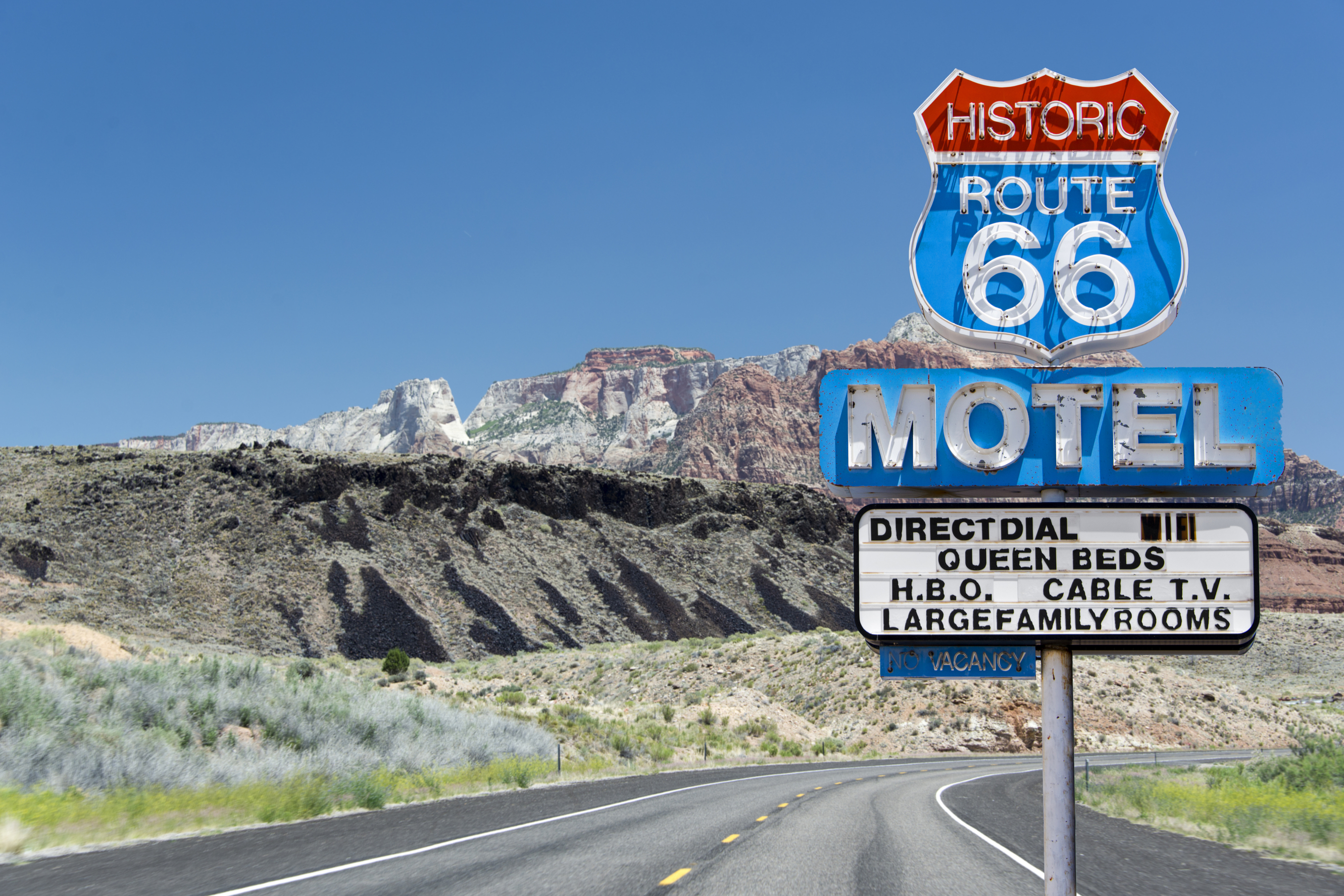 where is route 66 Driving america's most iconic highway is the trip of a lifetime author and route 66 expert candacy taylor shares her tips on the classic motels, old-school diners.