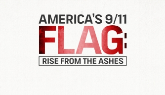 America's 9/11 Flag: Rise From the Ashes