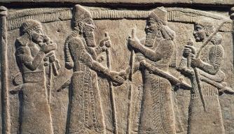 What is the origin of the handshake?