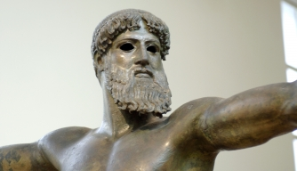 Was Skeleton Unearthed in Greece a Human Sacrifice to Zeus?