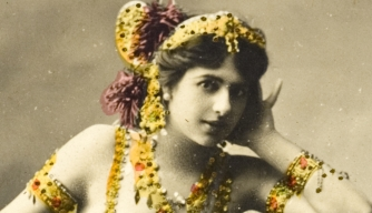 The Exotic Dancer Who Became WWI's Most Notorious Spy