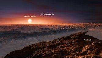 Earth-Like Planet Found Orbiting Sun's Nearest Neighbor