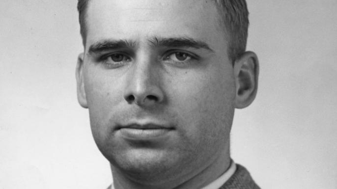 Gene Roddenberry circa 1947.