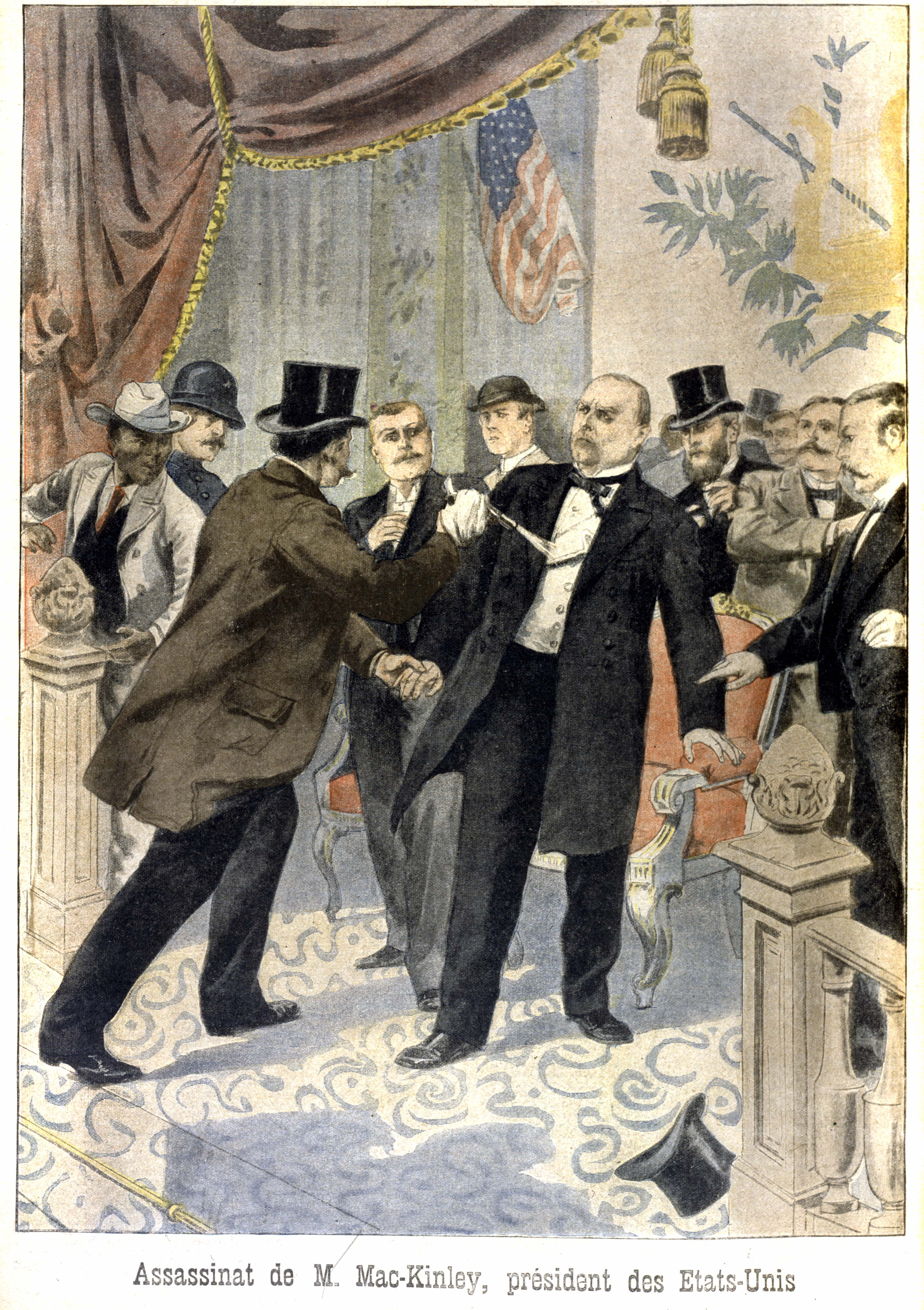 The Assassination of President William McKinley - History ...