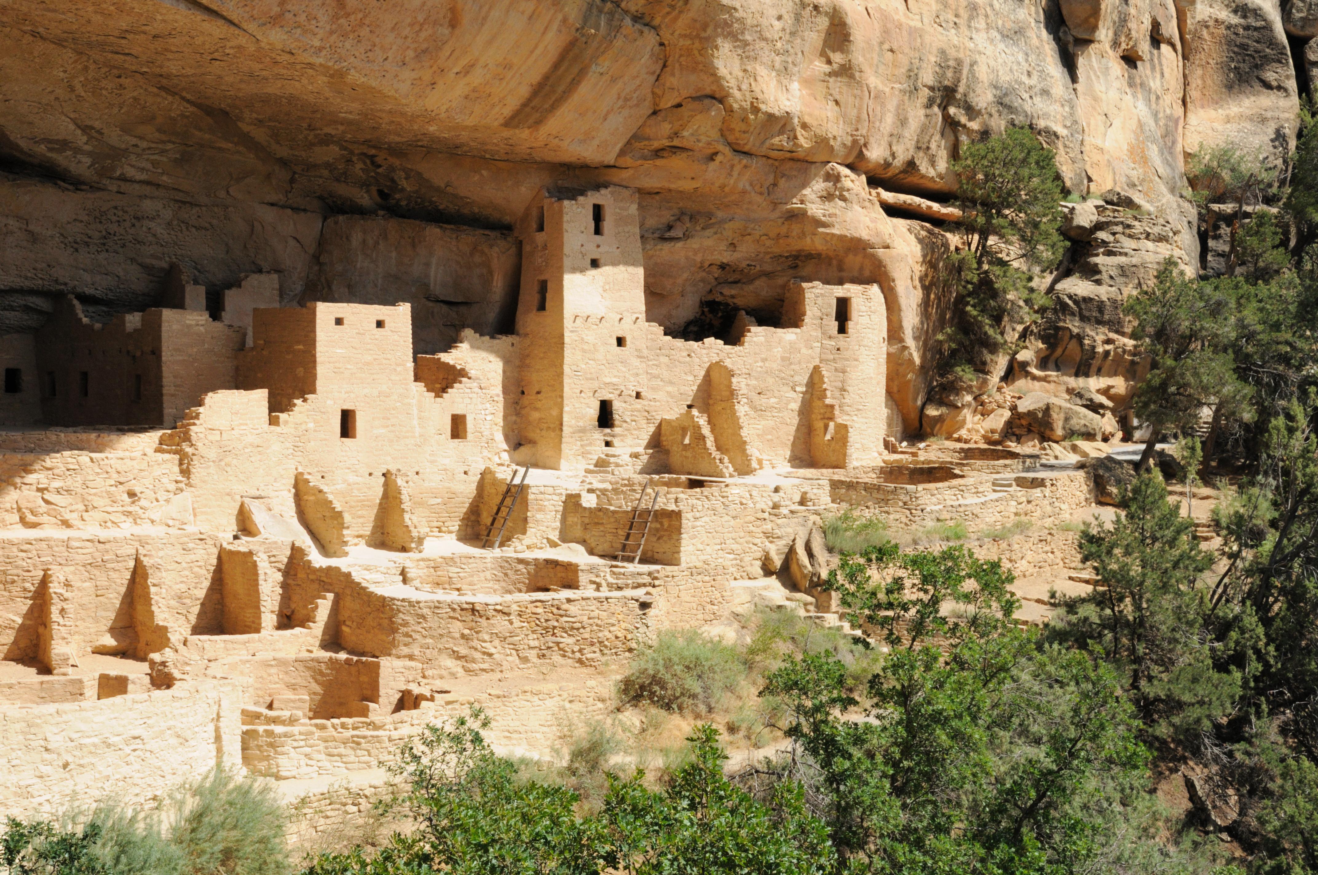 Pueblo people | The USA: Landscapes and Urban Spaces  |Cahokia Indians Mesa Verde