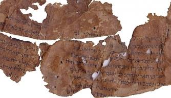 Secrets of New Dead Sea Scrolls Come to Light