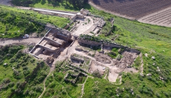 80-Foot Gate and Shrine Excavated in Ancient City of Tel Lachish