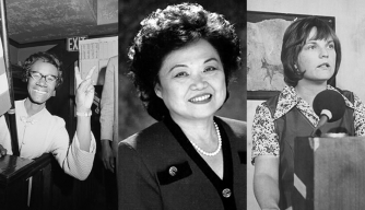 8 Women Who Ran for the White House