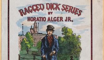 Who was the real Horatio Alger?
