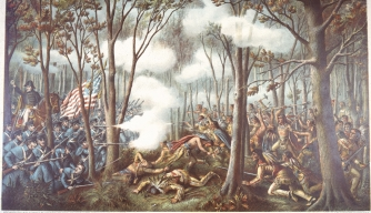 How the Battle of Tippecanoe Helped Win the White House