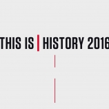 This is HISTORY 2016