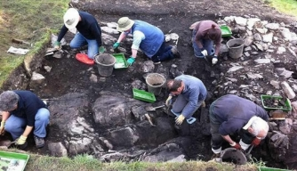 Lost Dark Age Kingdom Discovered in Scotland
