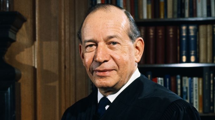 Supreme Court Justice Abe Fortas