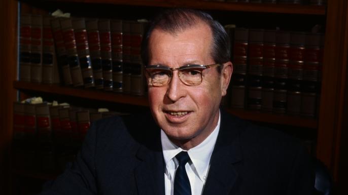 (Judge Clement Haynsworth