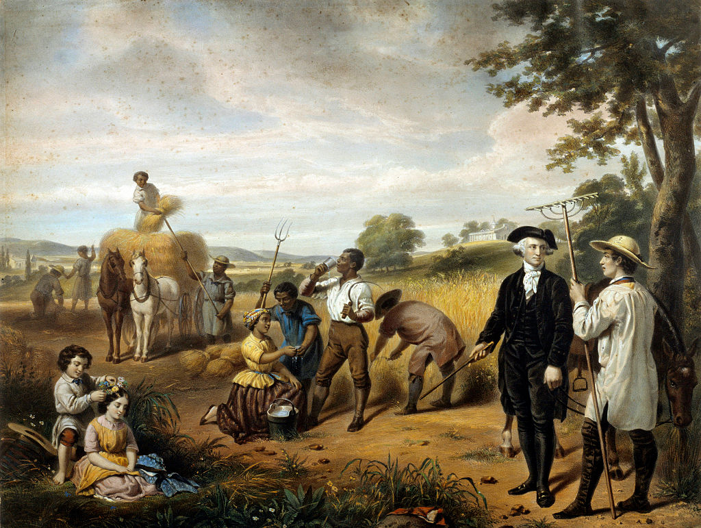 "the portrayal of george washingtons slave in past imperfect In referring to slaves as ""immigrants,"" ben carson followed a long-standing american tradition of eliding the ugliness that is part of the country's history."