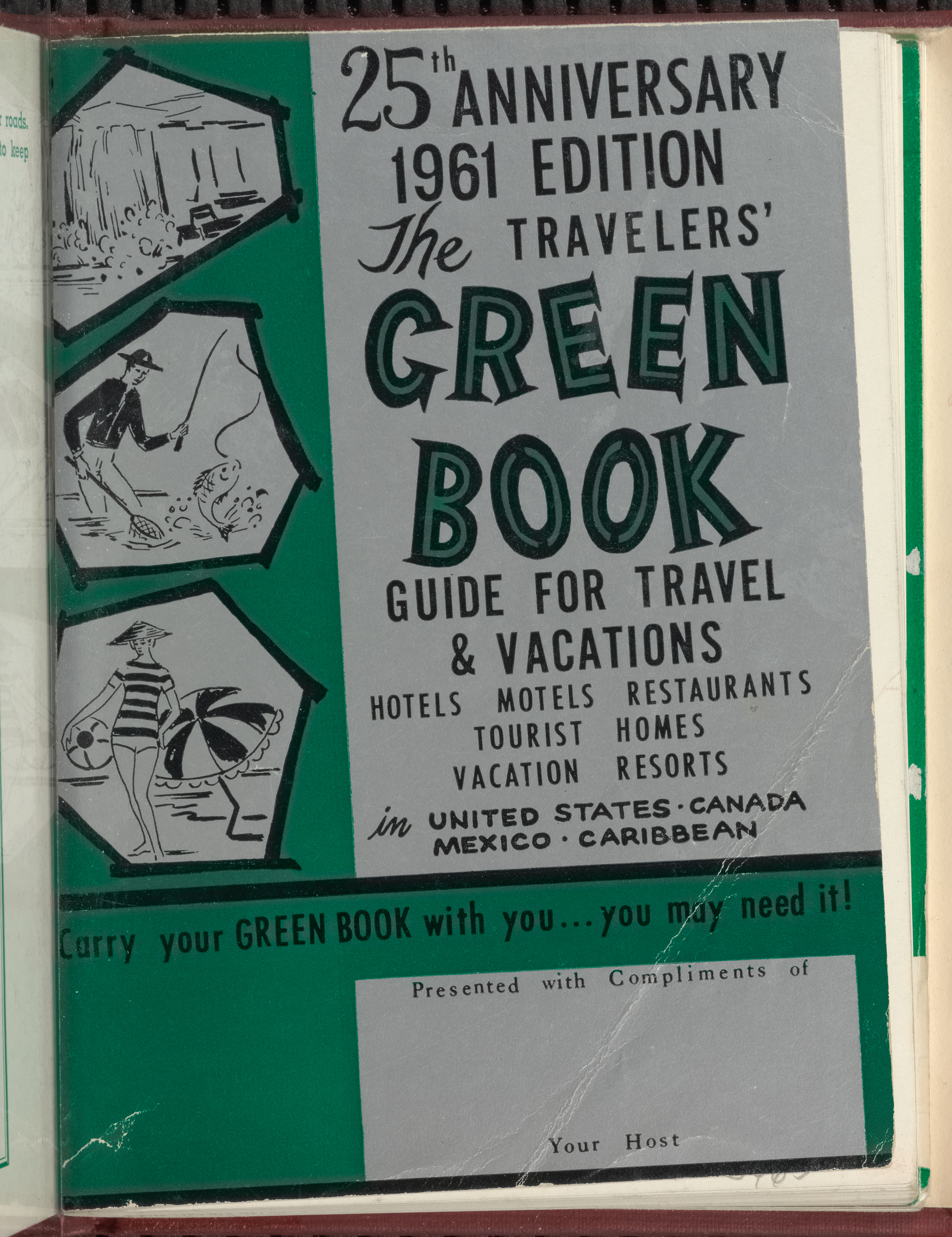 The Green Book: The Black Travelers' Guide to Jim Crow ...