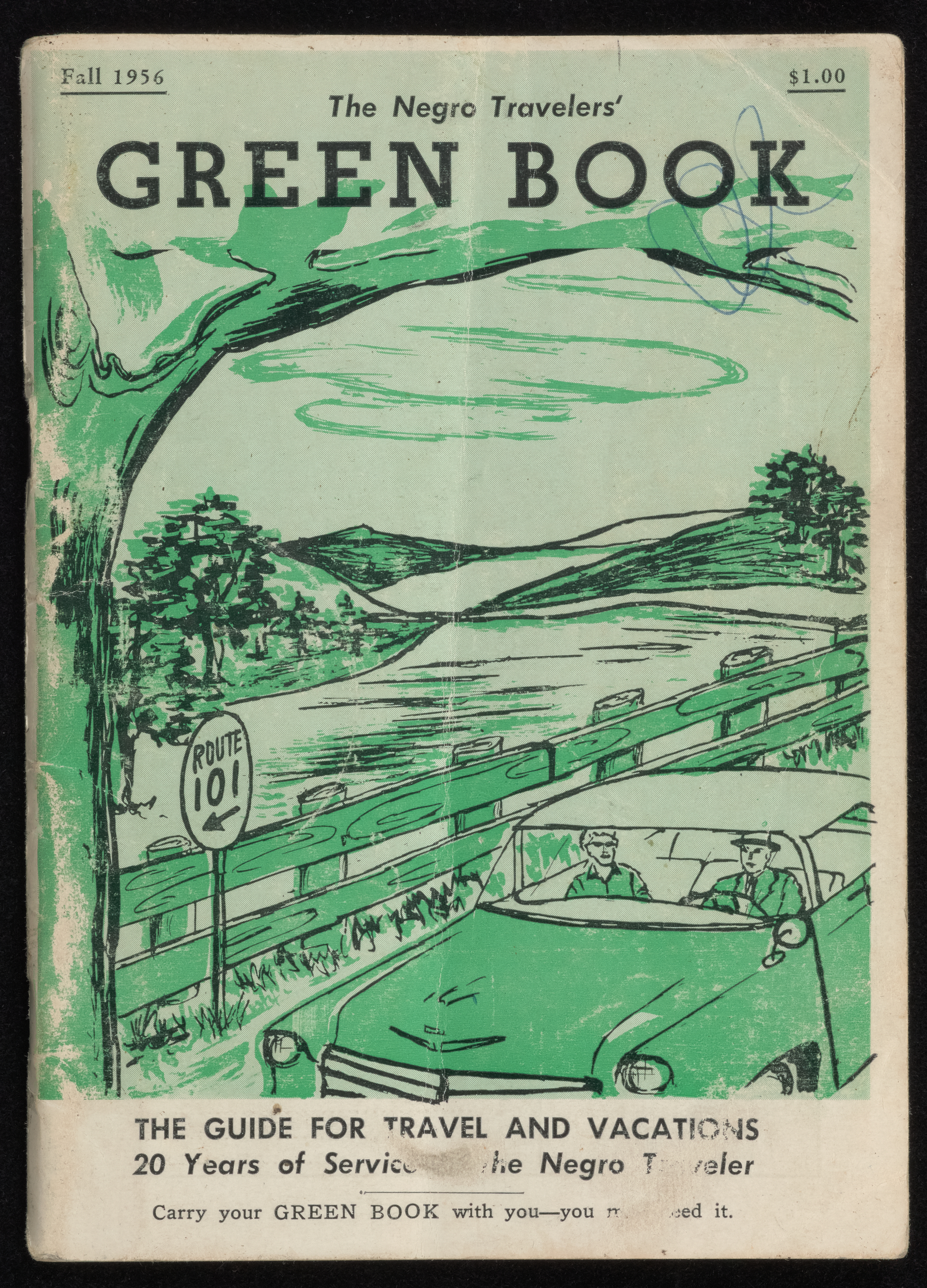 Green Book Negro Travel Guide
