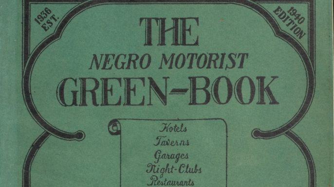 Cover of the 1940 edition of the Green Book.