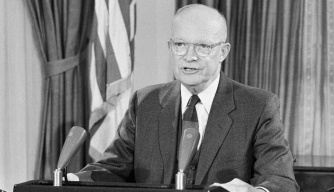 Dwight Eisenhower's Shocking—and Prescient—Military Warning