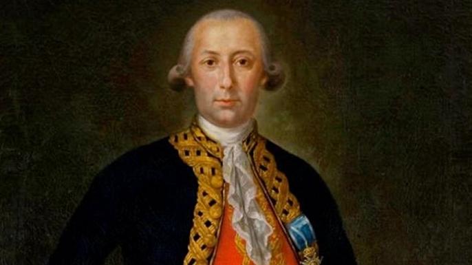 Bernardo de Gálvez. (Credit: Public Domain)