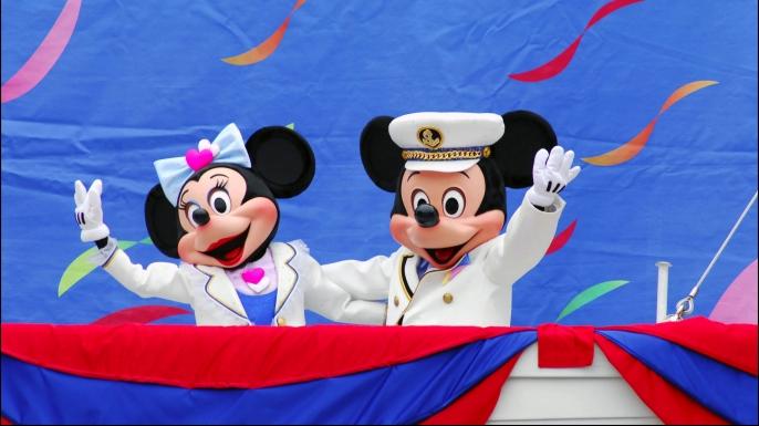 Tokyo Disneysea. (Credit: Kurita KAKU/Gamma-Rapho/Getty Images)
