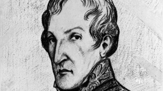 Dr James Barry, Inspector General of the Army Medical Corp . (Credit: Hulton Archive/Getty Images)