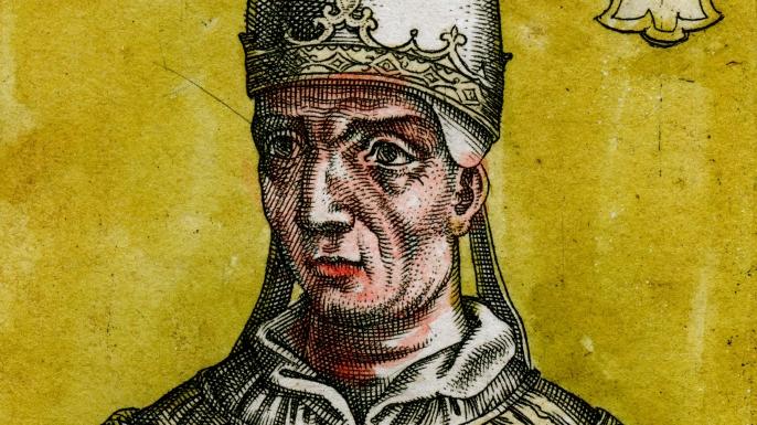 Pope John VIII.