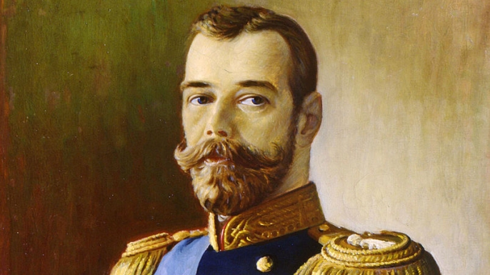 Czar Nicholas II of Russia. (Credit: Fine Art Images/Heritage Images/Getty Images)
