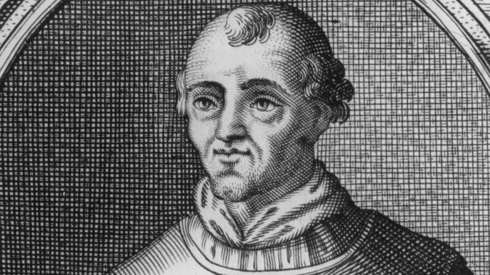 Pope Benedict VI.