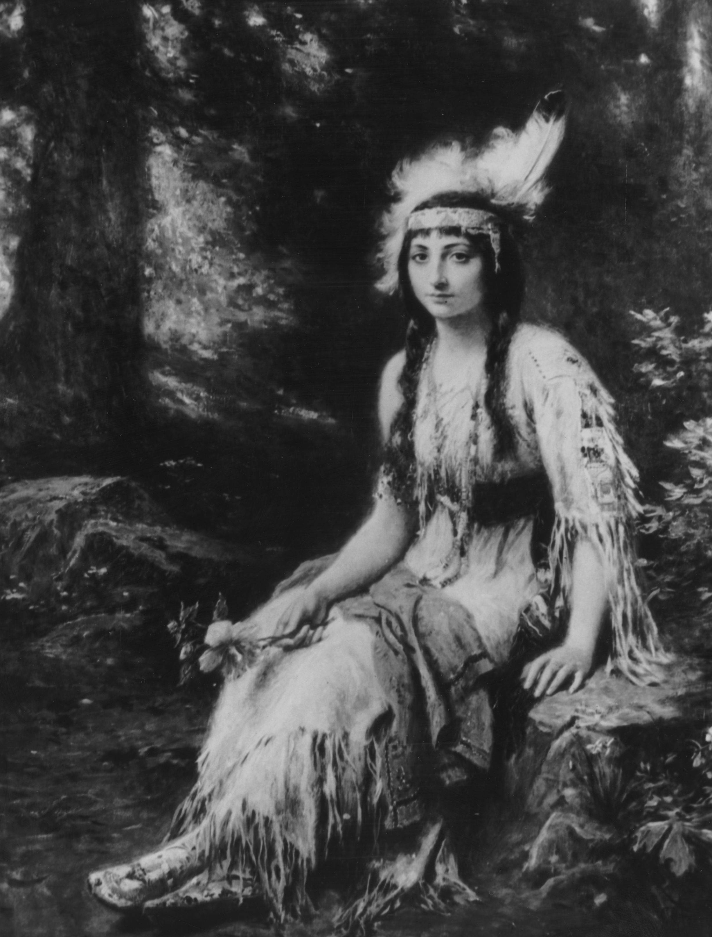 pocahontas biography She was the native american princess who, at the age of twelve, saved the life of  english explorer captain john smith before her death at 23, she had single-.
