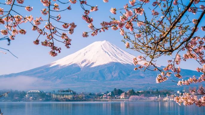 Views of Mount Fuji. (Credit: Shin Okamoto/Getty Images)