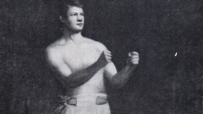 19th century bare-knuckle boxer Thomas Crib