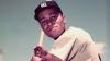 Catcher Elston Howard of the New York Yankees
