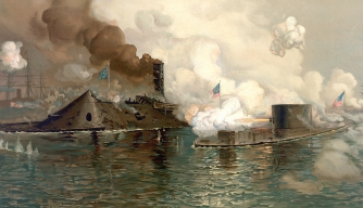 When Ironclads Clashed: How Hampton Roads Changed Naval Warfare Forever
