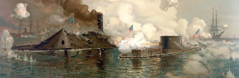 Battle of Hampton Roads.